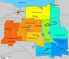 Ithaca Map Finger Lakes U2013 Reiseführer Auf Wikivoyage
