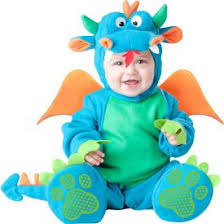 my family fun dragon halloween costume infant size large 18 24