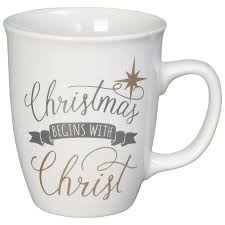 christmas mug christmas mug christmas begins with the lord inc