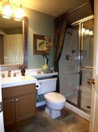 Small Bathroom Makeover by My Home Redux Simple Bathroom Makeover