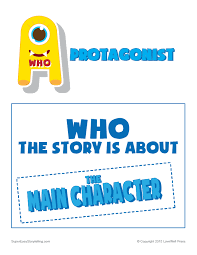 protagonist definition super easy storytelling