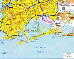 Interstate Map Of United States by Highways Map Of Eastern New York Cityfree Maps Of Us