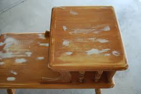 refinishing end table ideas excellent refinishing table top by end table refinish on home design