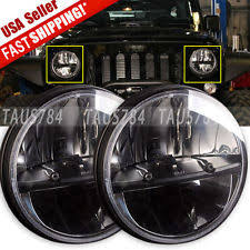 headlights jeep wrangler jeep wrangler headlights ebay