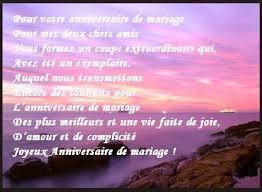 texte anniversaire de mariage 50 ans 10 ans de rencontre poeme site rencontre jura suisse