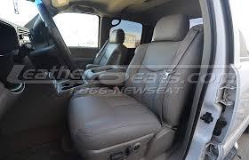 2002 Chevy Silverado Interior Chevrolet Silverado Leather Interiors