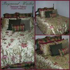 best bed sheets for summer best beautiful raymond waites summer palace queen full bedding