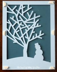 create a christmas card how to make into the woods handmade christmas cards
