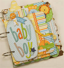 baby boy scrapbook album blvd baby boy and baby girl a look at the february