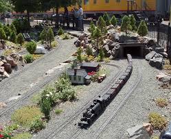 g scale garden railway layouts model train club operations colorado railroad museum