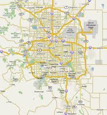 map of areas and surrounding areas townhomes by map denver home value realty