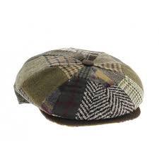 Patchwork Cap - eight patchwork cap