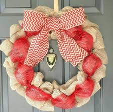 christmas wreaths to make rustic christmas burlap wreath burlap christmas wreaths to make