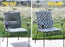 Patio Chair Cushion Replacements Outdoor Cushion Covers Chairs My Journey Patio Cushion Covers