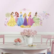 kids wall decals walmart com brushwork butterfly peel and stick roommates rmk1470scs disney princess peel stick wall decals with rmk1903scs glow within 36 count pinterest