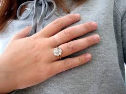 grandmothers ring re setting my grandmother s ring weddingbee