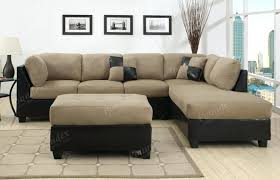 Sectional Microfiber Sofa Couches Suede Sectional Couches Fancy Reclining Sofas Microfiber
