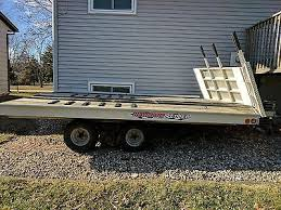 snowmobile sled deck rvs for sale