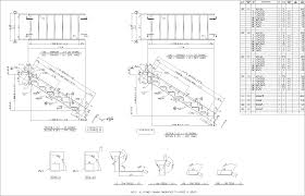 Top Stairs Plan Details Best Stairs Details