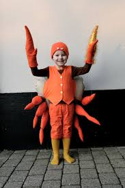 halloween crab crab costume kids dress up pinterest crab costume and