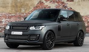 land rover kahn land rover range rover 3 0 tdv6 vogue 600 le luxury edition by