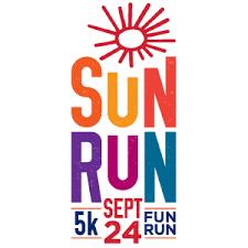 sunrun logo sun run sunday september 30 2018 ssm health cardinal glennon