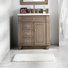 30 inch bathroom cabinet alcott hill lambrecht 30 single bathroom vanity set reviews wayfair