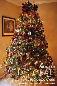 best perfect rustic christmas tree decorating ideas futuristic