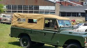 land rover series 3 109 1973 land rover series 3 for sale 1980721 hemmings motor news