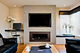 Where To Place Tv In Living Room by Custom Kitchens