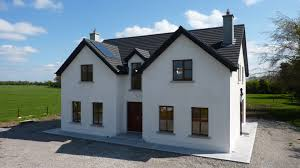 story and half house plans ireland