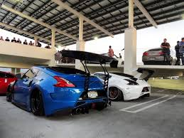 nissan 370z z34 review chassis mount gt wing nissan 370z z34 kit u2013 drift dialects