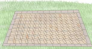 Cheap Patio Pavers 4 Easy Ways To Install Patio Pavers With Pictures