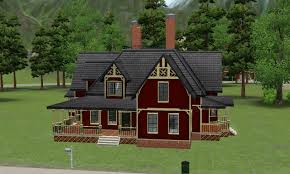 False Dormer Mod The Sims Cottage And Bungalow Roof Tutorial For Dormers