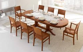 beautiful wood dining tables home design