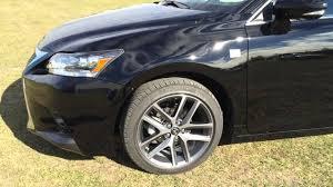 lexus ct 200h 5 door 1 8 f sport 2016 lexus ct 200h hybrid f sport series youtube