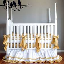 little treasure crib bedding by olena boyko