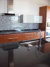 Black Kitchen Countertops by 138 Best Waterfall Countertops Images On Pinterest Waterfall