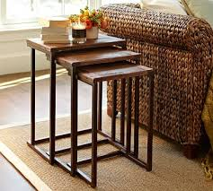 wood nesting coffee table granger reclaimed wood nesting tables tables living rooms and room