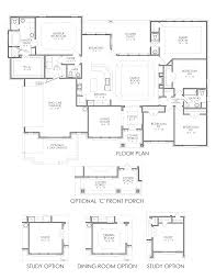 the st tropez bryson manor new home floor plan ovilla texas