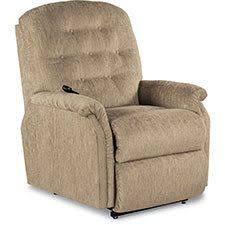 ally silver luxury lift power recliner