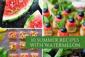 history of the watermelon 10 watermelon recipes you need to make this summer florida food