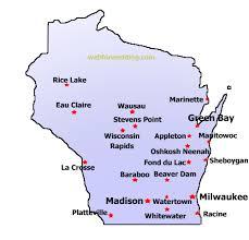 find wisconsin wedding locations wedding venues and reception halls