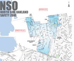 Oakland Crime Map City Of Oakland Petitions For Gang Injunction Oakland North