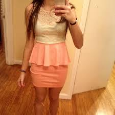 73 off love culture dresses u0026 skirts love culture peplum dress