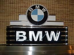 bmw car signs bmw marquee neon sign foreign car neon signs garage llc