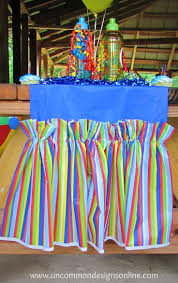 Plastic Fitted Tablecloths 54 Best Party Decorations Plastic Tablecloth Images On Pinterest