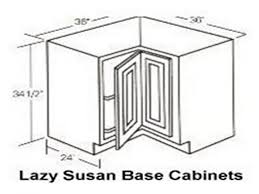 Kitchen Cabinets Lazy Susan Corner Cabinet by Article Image Salice Long Arm Hinge For Pie Corner Lazy Susan