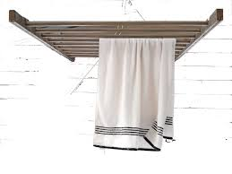 Wooden Clothes Dryer Clothes Drying Rack
