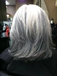 white hair with black lowlights white hair with lowlights go gray gorgeous pinterest white